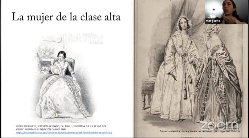 CONVERSATORIO SOBRE EL RETRATO FEMENINO DEL SIGLO XIX