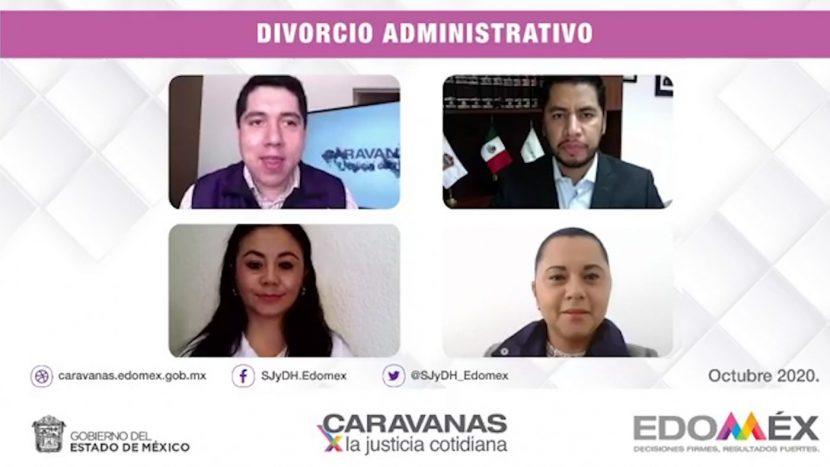 EDOMÉX CUENTA CON PROCEDIMIENTO RÁPIDO Y SENCILLO PARA LA DISOLUCIÓN DE MATRIMONIOS