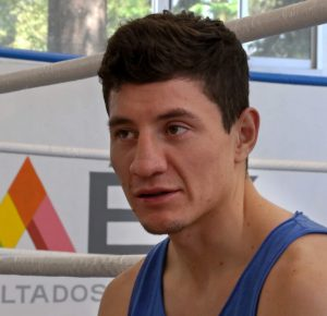 PREPARA WILLIAM ZEPEDA SU PRÓXIMO COMBATE