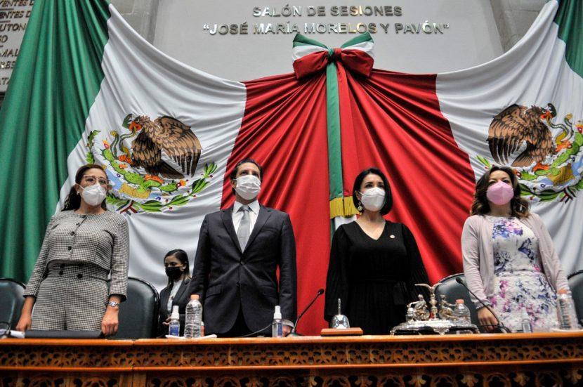 DESTINAN, DURANTE LA PANDEMIA, 5 MIL 300 MILLONES DE PESOS EN APOYO A LOS MEXIQUENSES