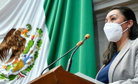 RECLAMA LEGISLATURA ACCIONES PARA ERRADICAR VIOLENCIA DE GÉNERO
