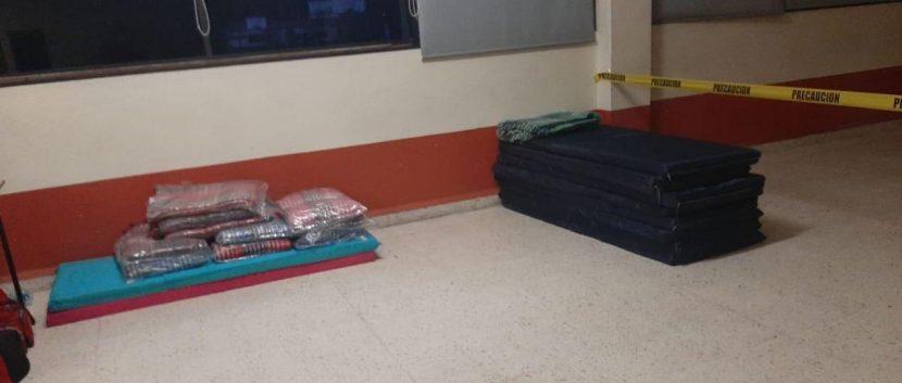 HABILITA TOLUCA ALBERGUE EN PARQUE METROPOLITANO BICENTENARIO