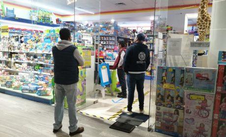 APLICA TLALNEPANTLA OPERATIVOS PARA VERIFICAR MEDIDAS SANITARIAS EN BUEN FIN