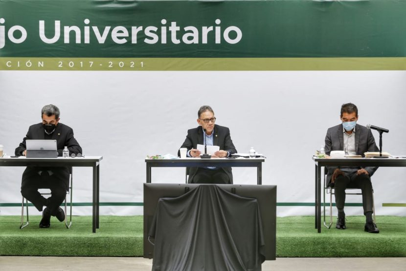 CONSEJO UNIVERSITARIO DE UAEM RESPALDA EDUCACIÓN MIXTA VIRTUAL