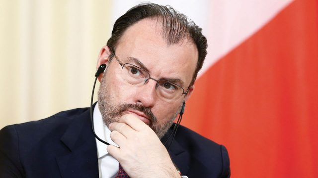 INTELIGENCIA FINANCIERA ENCONTRÓ ELEMENTOS CONTRA VIDEGARAY
