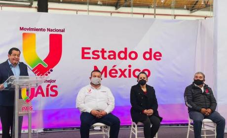 CONVOCA JUAN HUGO DE LA ROSA A UNA GRAN ALIANZA DE IZQUIERDAS EN EDOMEX