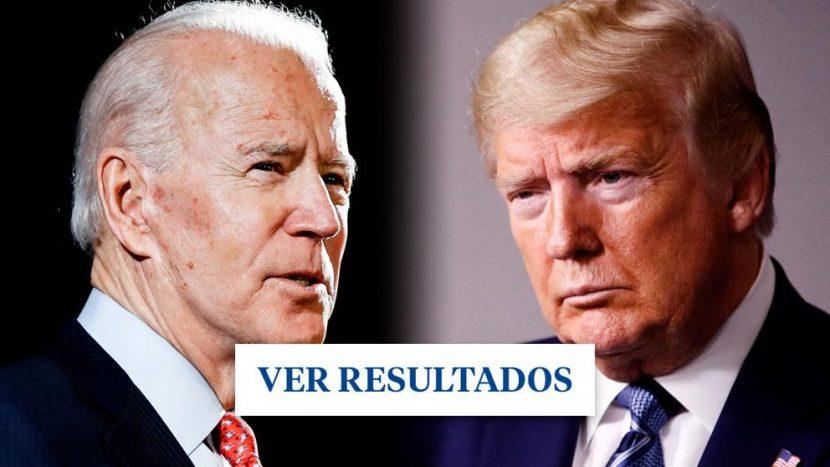 TENSA ESPERA DE RESULTADOS FINALES EN ELECCIONES DE EEUU