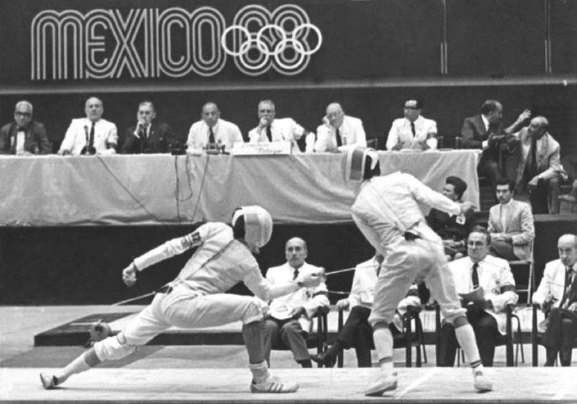 MARCA ESGRIMISTA PILAR ROLDÁN HISTORIA EN EL DEPORTE MEXICANO