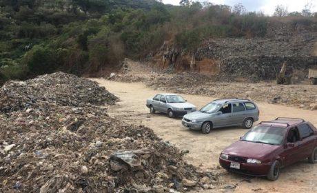CLAUSURAN TIRADERO A CIELO ABIERTO EN IXTAPAN DE LA SAL