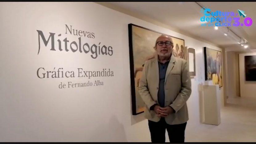COMPARTE FERNANDO ALBA SUS SECRETOS EN LA GRÁFICA