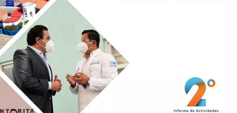 EL COMPLEJO ROSA MÍSTICA SERÁ LEGADO DEL GOBIERNO DE ENRIQUE VARGAS