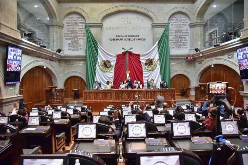 APRUEBA CONGRESO DE EDOMÉX DESAPARICIÓN DE FUERO PRESIDENCIAL