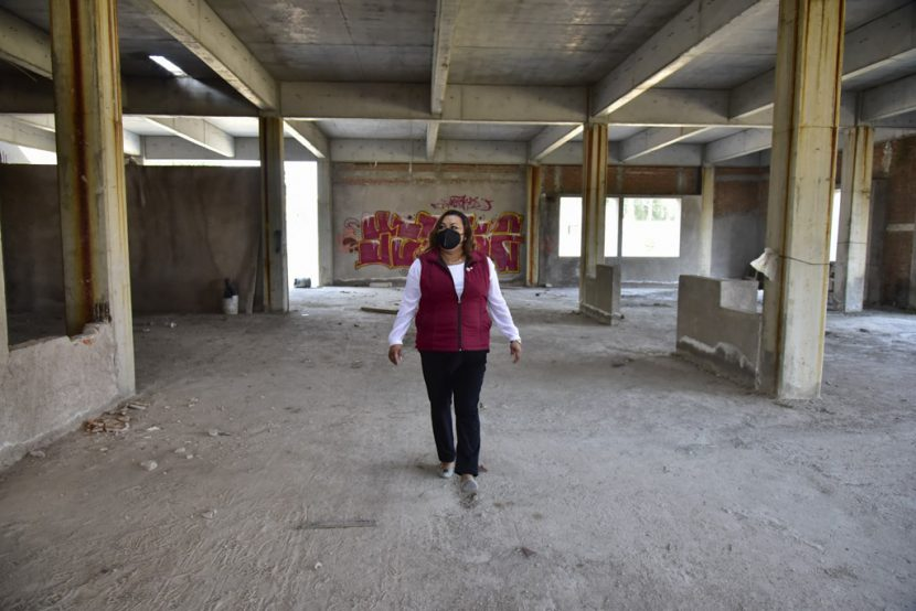 INTERVENDRÁ INSABE EN HOSPITALES INCONCLUSOS EN EDOMEX