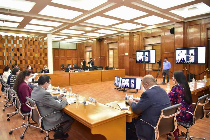 APRUEBAN COMISIONES LEGISLATIVAS TARIFAS DE AGUA DE 20 MUNICIPIOS