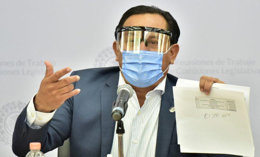 PODRÍAN NO AVALAR DIPUTADOS ENDEUDAMIENTO DEL GEM