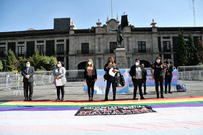 PERSONAS TRANS TENDRÁN ACTA DE NACIMIENTO QUE REFLEJE SU GÉNERO