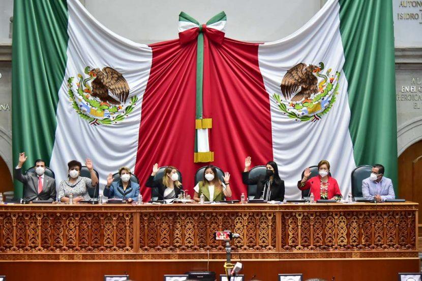 DISCUTIRÁ CONGRESO MEXIQUENSE PRESUPUESTO 2021 HASTA EL 4 DE ENERO