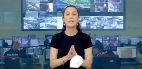LLEGA CIUDAD DE MÉXICO A LAS 18 MIL 516 MUERTES POR COVID-19
