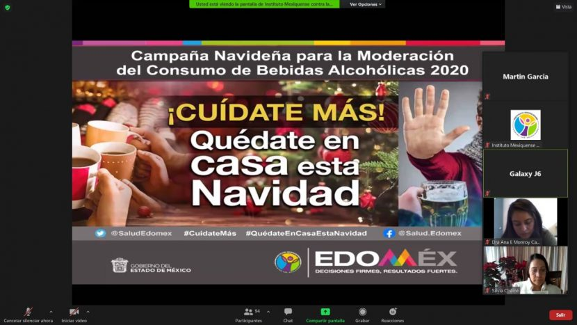 CAMPAÑA PARA MODERACIÓN DEL CONSUMO DE BEBIDAS ALCOHÓLICAS