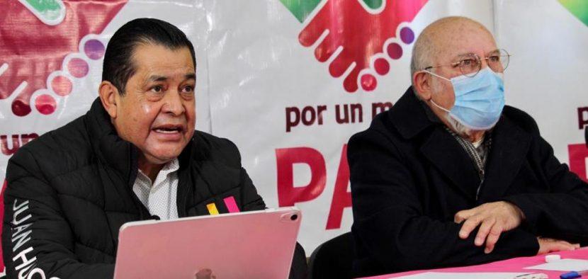 CONVENIO POLÍTICO ENTRE EL MOVIMIENTO NACIONAL POR UN MEJOR PAÍS Y MORENA