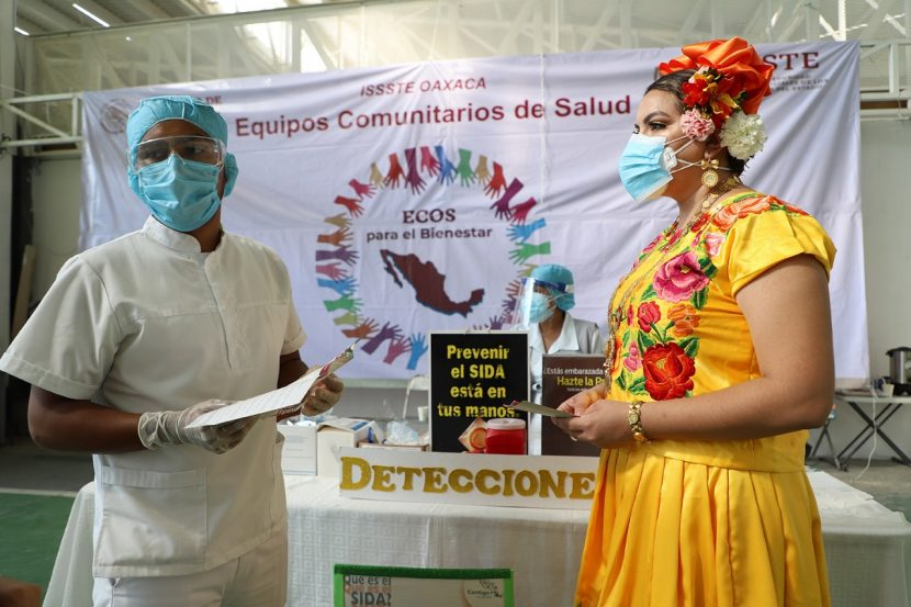 GARANTIZA EL ISSSTE TERAPIAS ANTIRRETROVIRALES A  PACIENTES CON VIH Y SIDA
