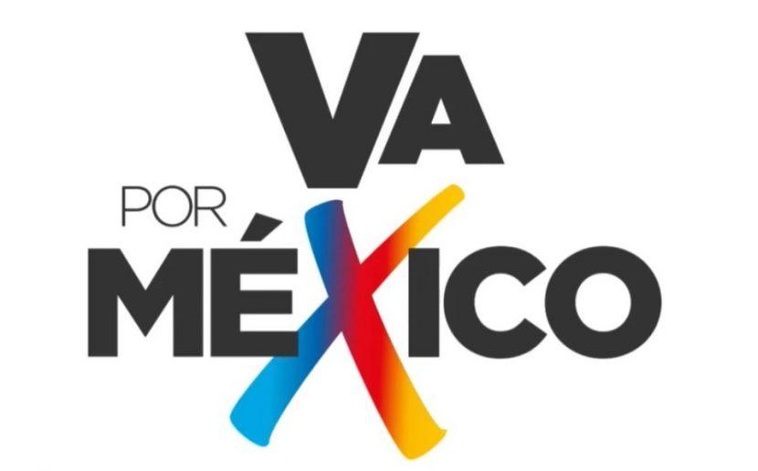 """INTEGRAN PAN, PRI Y PRD LA COALICIÓN PARCIAL """"VÁ POR MÉXICO"""""""