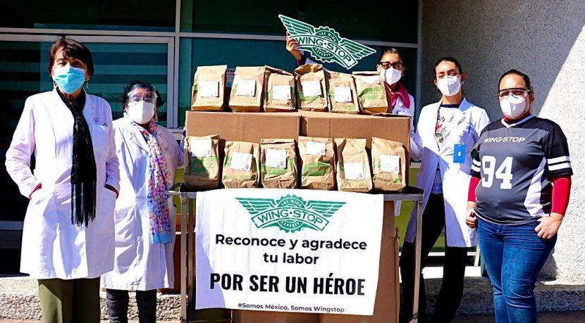 ENTREGA EMPRESA DE ALIMENTOS DONACIÓN AL ISEM
