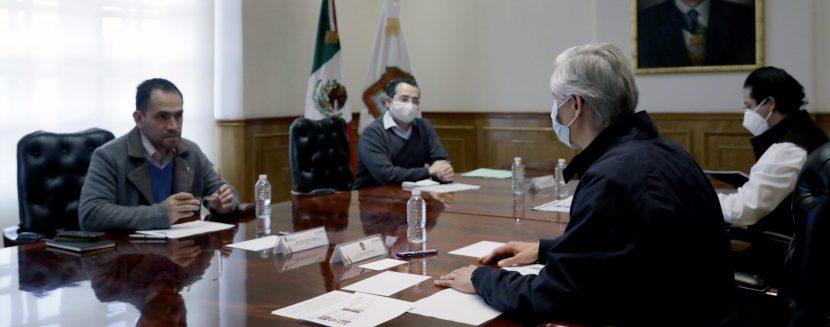 FIRMA EDOMÉX CONVENIO DE COLABORACIÓN FISCAL CON LA SHCP