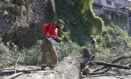 MITIGA PROTECCIÓN CIVIL DE NAUCALPAN RIESGOS DE ACCIDENTES
