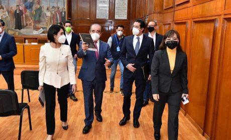HISTÓRICO PRESUPUESTO CONTRA LA VIOLENCIA: KARINA LABASTIDA