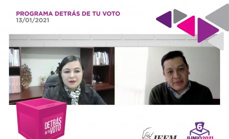 FUNDAMENTAL LA PARTICIPACIÓN CIUDADANA COMO OBSERVADORES ELECTORALES: IEEM