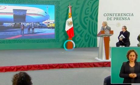 LLEGARON A MÉXICO 219 MIL375 VACUNAS CONTRA EL VIRUS SARS-Cov-2