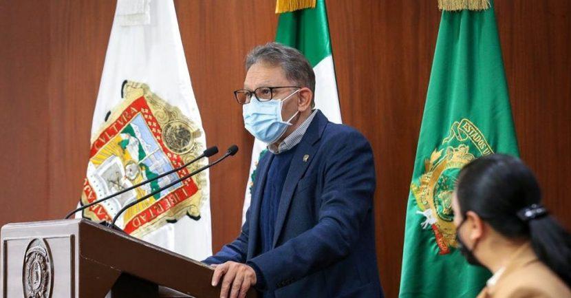 UAEM MEJORARÁ CONDICIONES LABORALES DE SUS TRABAJADORES: ALFREDO BARRERA