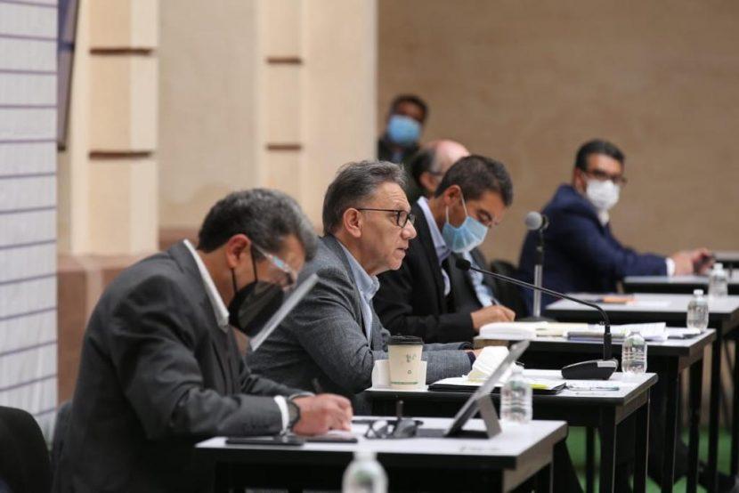 ELECCIÓN DEL RECTOR SERÁ TRANSPARENTE: ALFREDO BARRERA