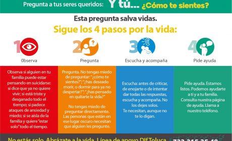 IMPARTE TOLUCA CONFERENCIAS PARA FOMENTAR AMBIENTES DE PAZ Y SALUD MENTAL