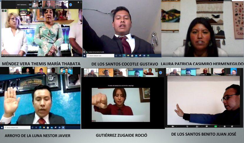 RECIBEN TÍTULO ACADÉMICO A DISTANCIA MÁS DE 9 MIL ALUMNOS MEXIQUENSES
