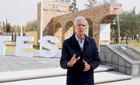 LA PRIORIDAD DEL SISTEMA DE SALUD ES SEGUIR SALVANDO VIDAS: ALFREDO DEL MAZO