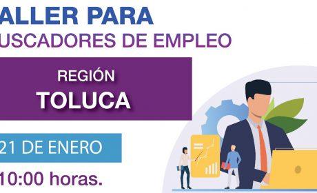 IMPARTEN TALLERES DE PREPARACIÓN PARA BUSCADORES DE EMPLEO