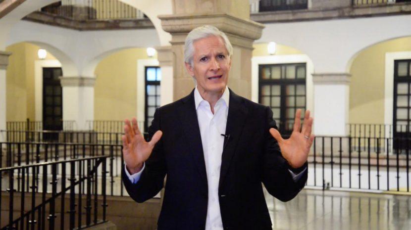 EDOMÉX PERMANECE EN SEMÁFORO ROJO PARA DISMINUIR CONTAGIOS