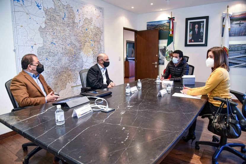 DESARROLLO URBANO DEL EDOMÉX GENERA CONFIANZA ENTRE INVERSIONISTAS