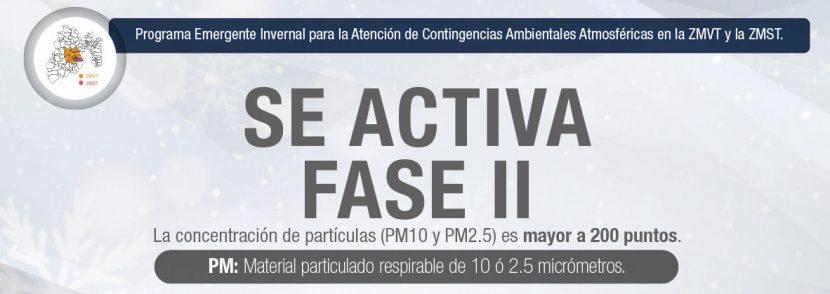ACTIVA GEM FASE II DEL PROGRAMA EMERGENTE INVERNAL