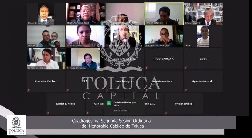 RECIBE TOLUCA CERTIFICADO DE PARTICIPACIÓN DE MY WORD MÉXICO