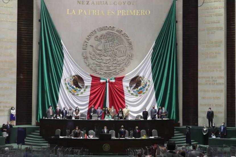 LEGISLATURA FEDERAL APRUEBA EN LO GENERAL REFORMA ELÉCTRICA