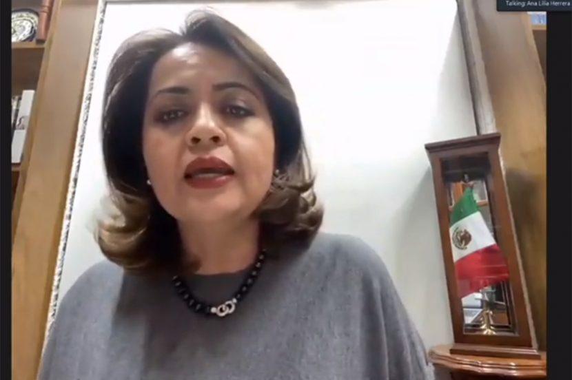 REFORMA ELÉCTRICA INCREMENTARÁ TARIFAS: ANA LILIA HERRERA