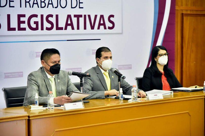 AGILIZARÁ LX LEGISLATURA ANÁLISIS DE REFORMAS AL PODER JUDICIAL