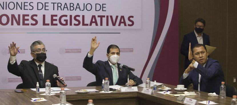 APRUEBAN REFORMAS PARA AGILIZAR LABOR DEL CONGRESOS ESTATAL