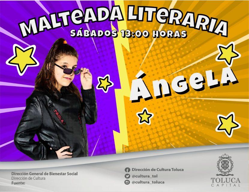 INICIA EN TOLUCA EL PROGRAMA «MALTEADA LITERARIA»