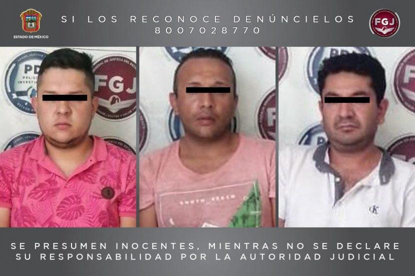 DESMANTELA FGJEM PUNTO DE VENTA DE DROGA EN NAUCALPAN