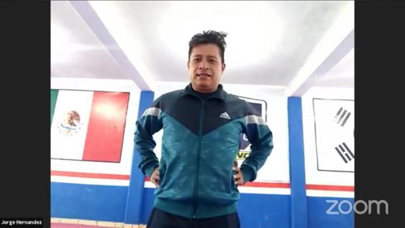 INICIA TOLUCA ACADEMIA VIRTUAL DE TAEKWONDO