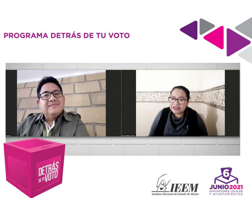 REGULAR ENCUESTAS ELECTORALES TRANSPARENTA PROCESOS: IEEM
